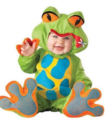 cute frog costumes for babies