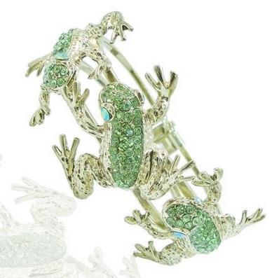 cute frog bracelets