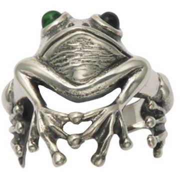 cool frog rings