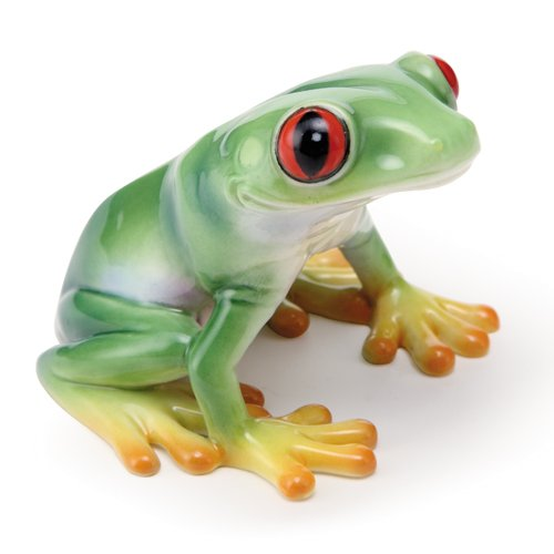 Poison Arrow Frog Rain Forest Figurine