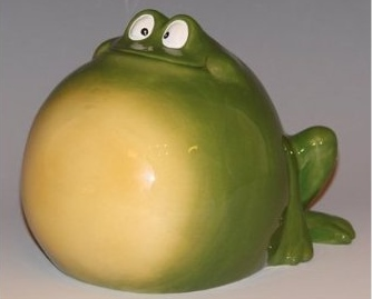 funny frog piggy banks for sale