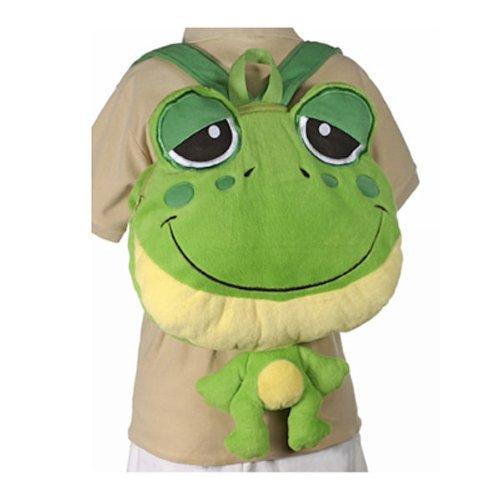 fun frog shape backpacks