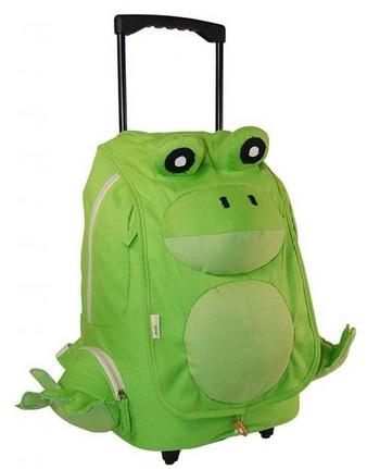 best frog rolling backpacks for kids
