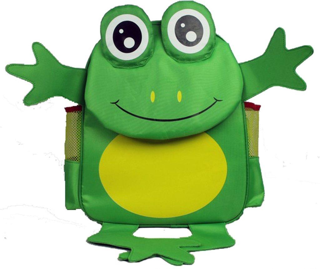 Cutest Frog Schoolbag for Kids