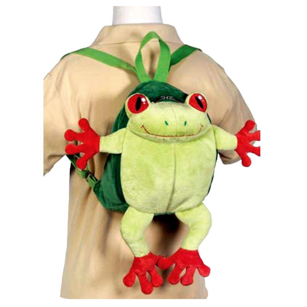 Cute Tree Frog Backpack