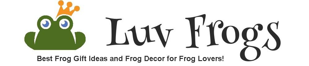 LuvFrogs header image