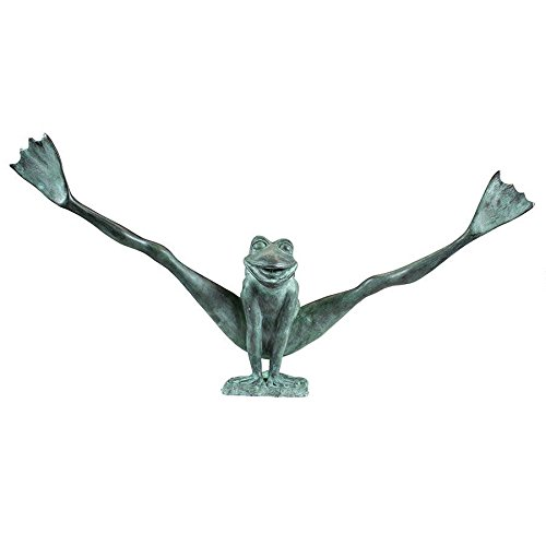14 Best Frog Garden Statues And Sculptures For