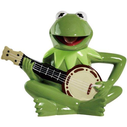 Gorgeous Kermit the Frog Ceramic Teapot for Sale
