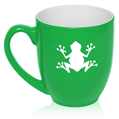 Ceramic Frog Design Coffee Mugs