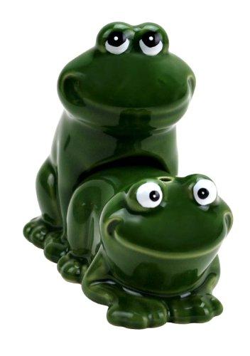 Funny Frog Salt and Pepper Shaker