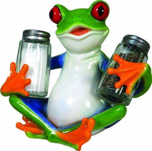 Tree Frog Salt and Pepper Shaker