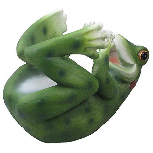 Hilarious Drinking Frog Wine Bottle Holder