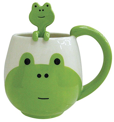 adorable frog mugs