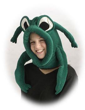 Deluxe Frog Hat