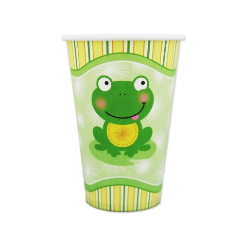 Fun Froggy Frog Cups