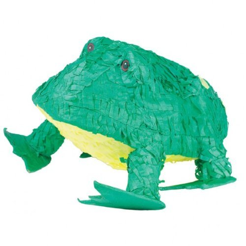 Large Green Frog Pinata