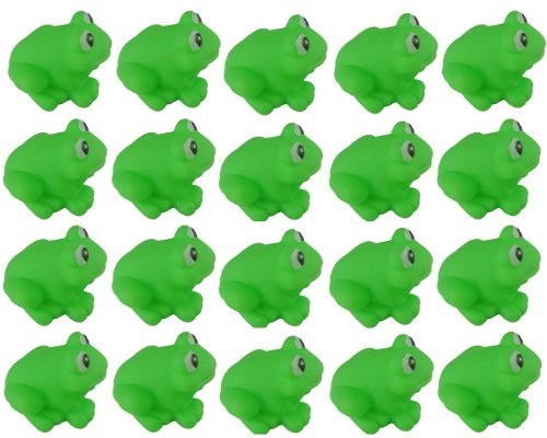 Cute Frog Party Favors