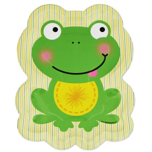 Froggy Frog Dinner Plates