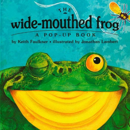 Fun Frog Book for Toddlers