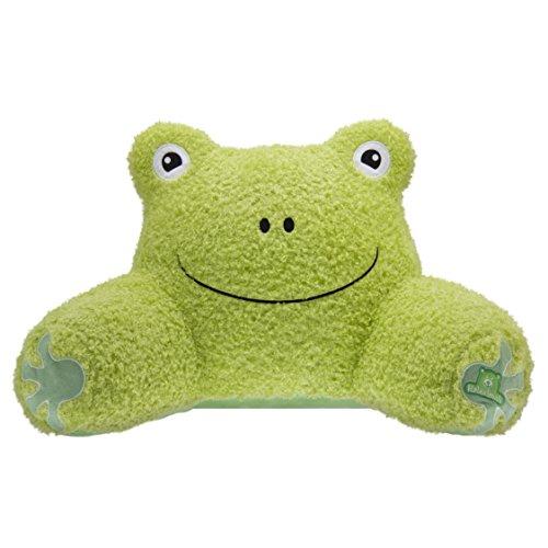 Frog Kids Reading Pillow