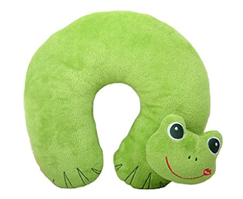 Cute Frog Travel Pillow