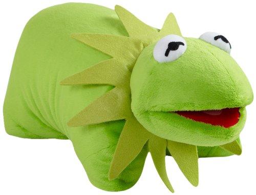 Kermit Frog Plush Pillow
