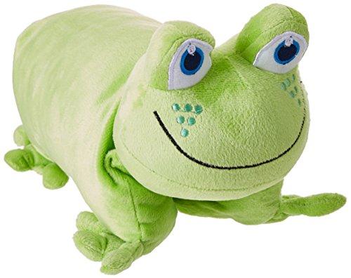 Adorable Frog Folding Pillow