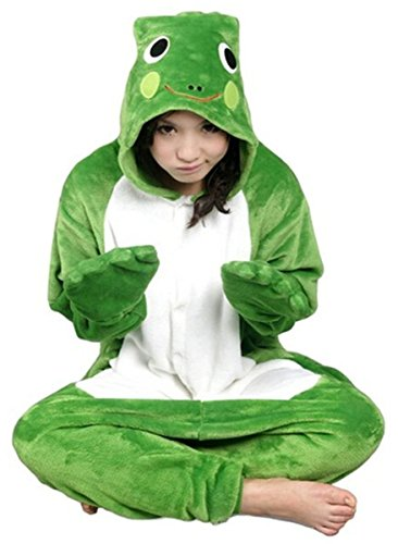Animal Frog Cosplay Pajamas