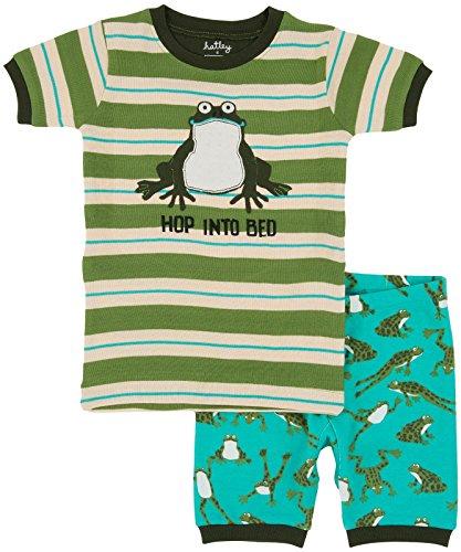 Frog Pajamas for Children