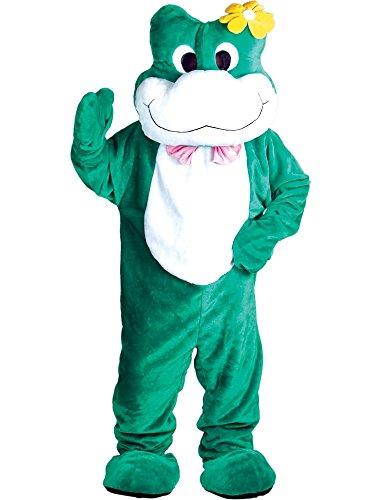 Frog Mascot Suit