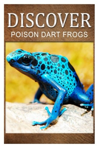 Poison Dart Frogs Book