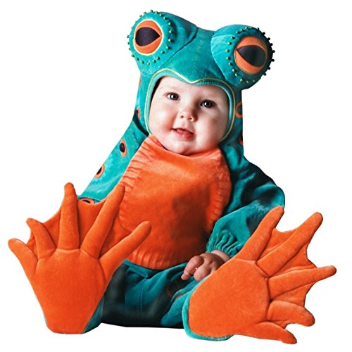 Cute Frog Toddler Costume