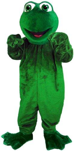 Frog Lightweight Mascot Costume