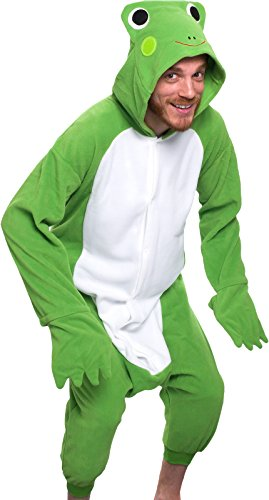 Green Frog Animal Costume