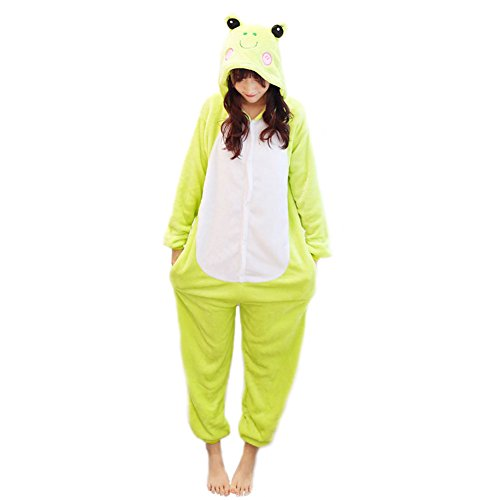 cute frog pajamas for women