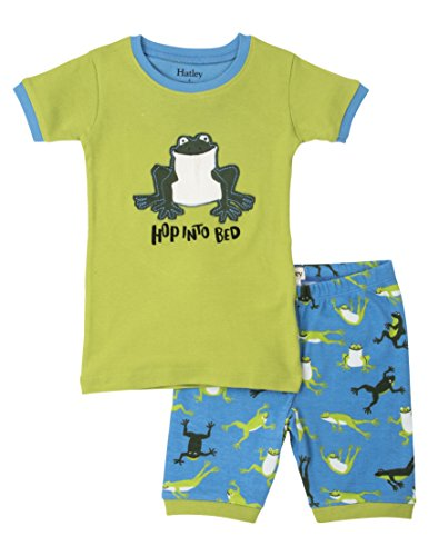 Frog Pajamas for Children